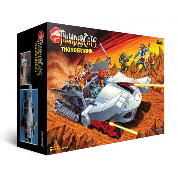 Thundercats Ultimate Fahrzeug ThunderTank