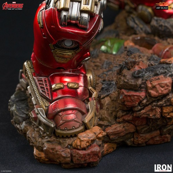 Avengers Age of Ultron BDS Art Scale Statue 1/10 Hulkbuster