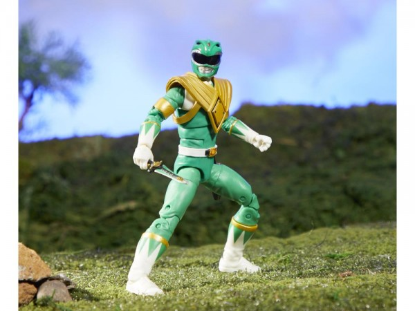 Power Rangers Lightning Collection Actionfigur 15 cm Mighty Morphin Green Ranger