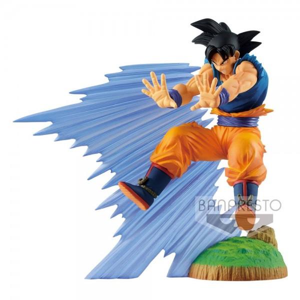 Dragonball Z History Box Statue Son Goku