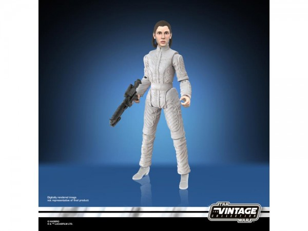 Star Wars Vintage Collection Actionfigur 10 cm Princess Leia Organa (Bespin Escape)
