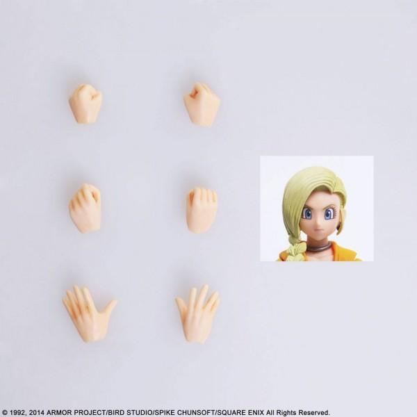 Dragon Quest V Bring Arts Actionfigur Bianca (Square Enix Limited)