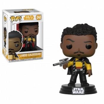 Star Wars Solo Funko Pop! Vinylfigur Lando Calrissian 240