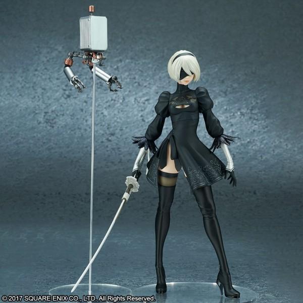 NieR Automata Statue 2B (YORHA NO. 2 TYPE B) Deluxe Version