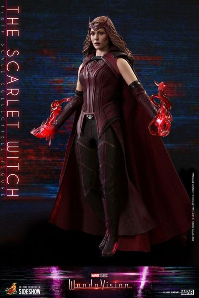 WandaVision Actionfigur 1/6 The Scarlet Witch