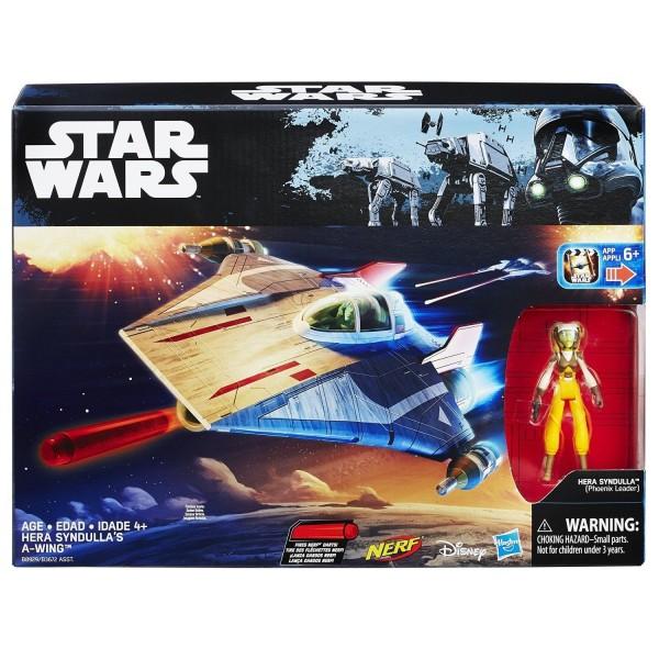 B-Artikel: Star Wars Rebels Fahrzeug Hera Syndulla's A Wing
