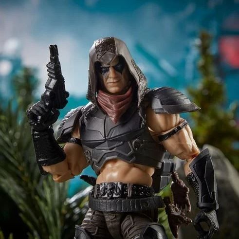 G.I. Joe Classified Series Actionfigur 15 cm Zartan