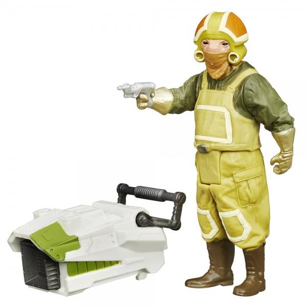 Star Wars Force Awaken Snow/Desert 10 cm Actionfigur Goss Toowers (VII)