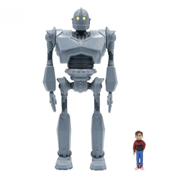 The Iron Giant ReAction Actionfigur Iron Giant (with Hogarth Hughes)