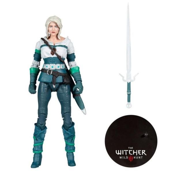 The Witcher 3: Wild Hunt Actionfigur Ciri (Elder Blood Eyes)