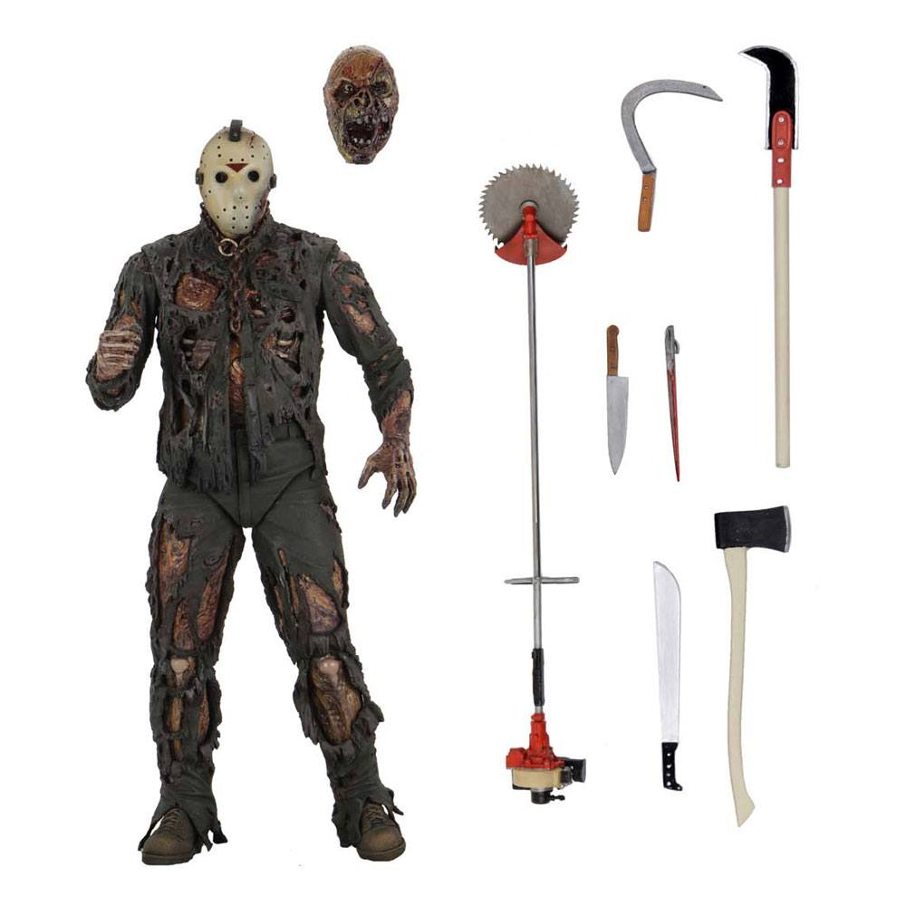 Friday the 20th Ultimate Action Figure Jason Voorhees Part 20 ...