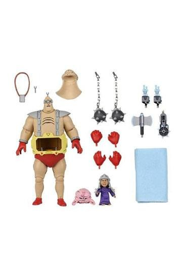 Teenage Mutant Ninja Turtles Ultimate Actionfigur Krang's Android Body