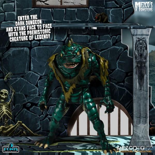 Mezco's Monsters '5 Points' Actionfiguren Tower of Fear Deluxe Box-Set