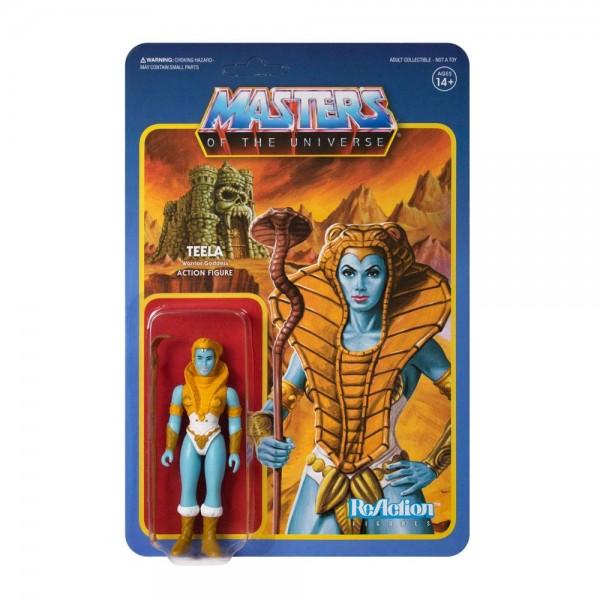 Masters of the Universe ReAction Actionfigur Teela (Shiva)