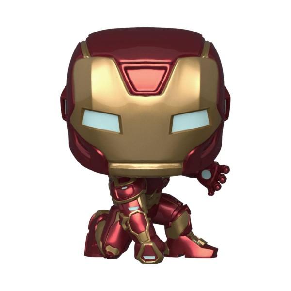 Marvel's Avengers (2020 Videospiel) Funko Pop! Vinylfigur Iron Man
