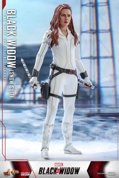Black Widow Movie Masterpiece Actionfigur 1/6 Black Widow (Snow Suit)