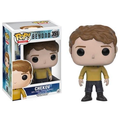 Star Trek Beyond Funko Pop! Vinylfigur Checow 351