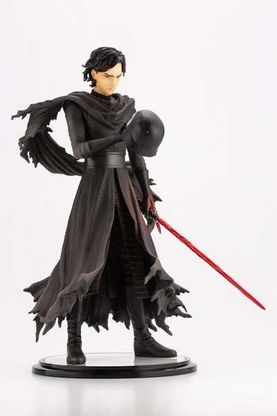 Star Wars ARTFX Statue 1/7 Kylo Ren (Cloaked in Shadows) Episode VII