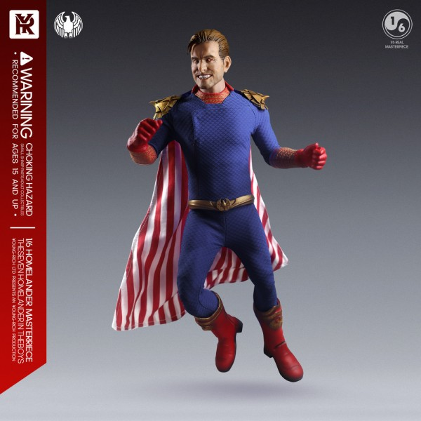 Young Rich 1/6 Actionfigur Homelander
