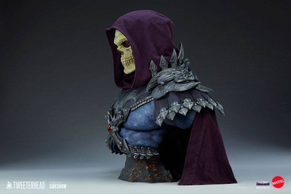 Masters of the Universe Life-Size Büste 1/1 Skeletor Legends
