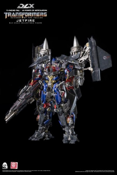 Transformers: Revenge of the Fallen DLX Scale Actionfigur 1/6 Jetfire