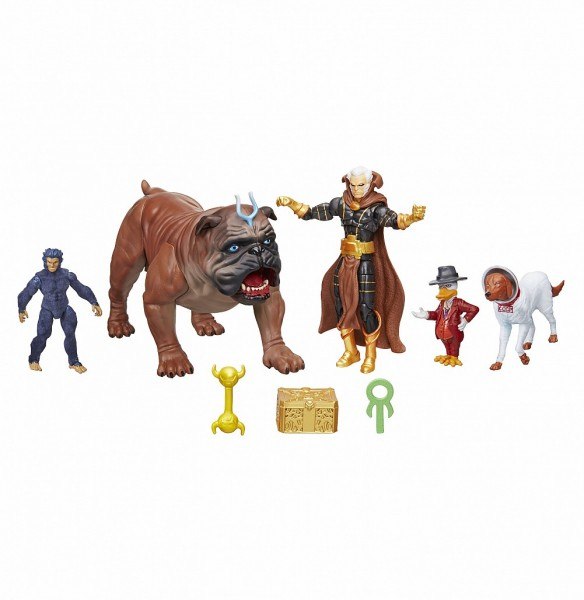 Marvel Legends 10 cm Actionfiguren-Set The Collector´s Vault SDCC 2016