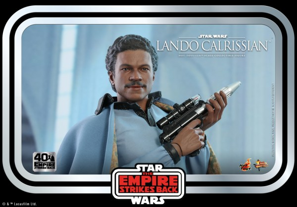 Star Wars Movie Masterpiece Actionfigur 1/6 Lando Calrissian (Ep V)