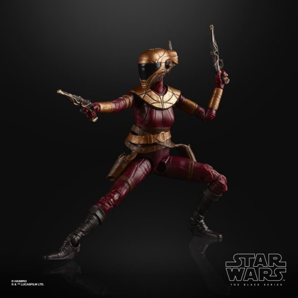 Star Wars Black Series Actionfigur 15 cm Zorii Bliss