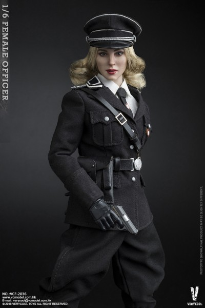 VERYCOOL Actionfigur 1/6 Female Officer