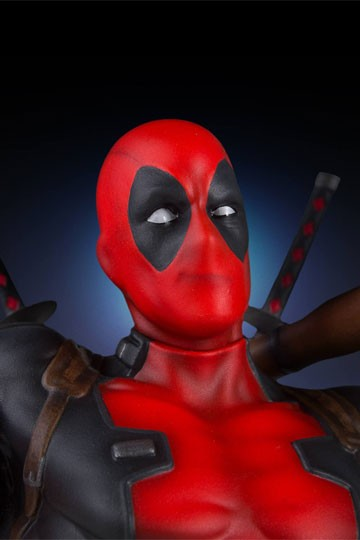 Marvel Comics Collectors Gallery Statue 1/8 Deadpool
