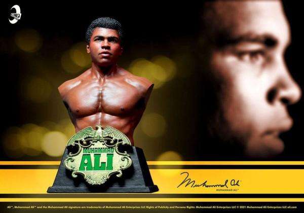 Muhammad Ali Büste 1/6 Muhammad Ali (Limited Edition)