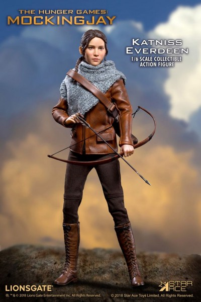 Tribute von Panem Catching Fire My Favourite Movie Actionfigur 1/6 Katniss (Hunting Version)