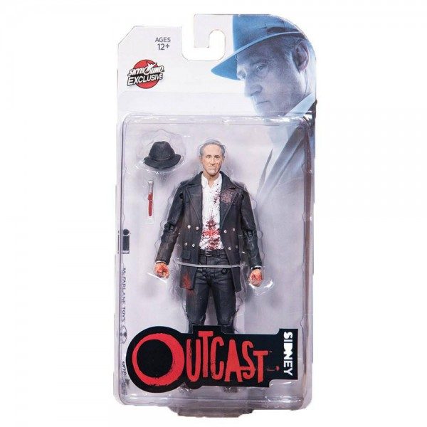 Outcast TV Actionfigur Sidney (Bloody)