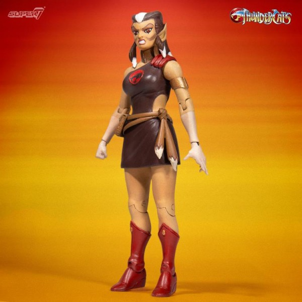 Thundercats Ultimate Actionfigur Pumyra