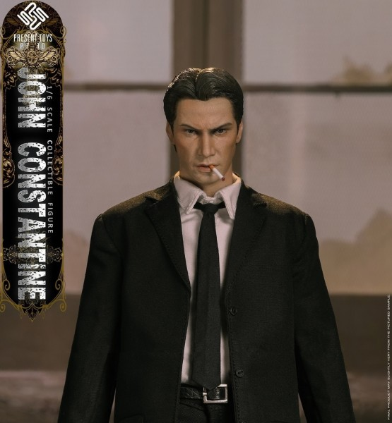 Present Toys 1/6 Actionfigur Hell Detective