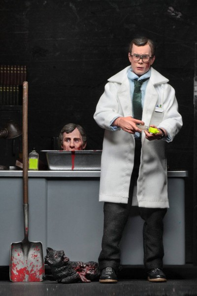 Re-Animator Retro Actionfigur Herbert West