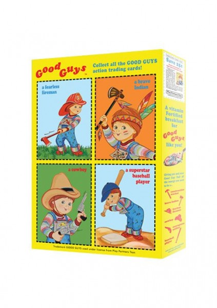 Chucky 2 Replik 1/1 Good Guys Müslibox