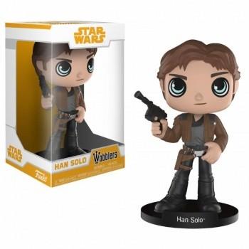 Star Wars Solo Wacky Wobblers Wackelkopf Han Solo