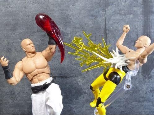 Super Action Stuff!! Fire Power Zubehör-Set für Actionfiguren (15-18 cm)