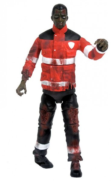 World War Z Actionfigur Paramedic Zombie