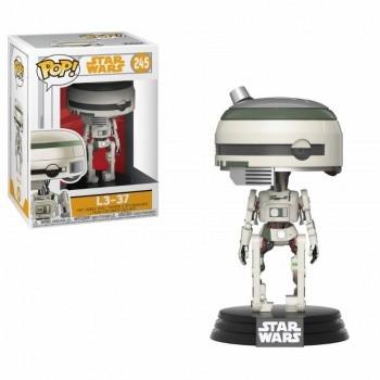 Star Wars Solo Funko Pop! Vinylfigur L3-37 245