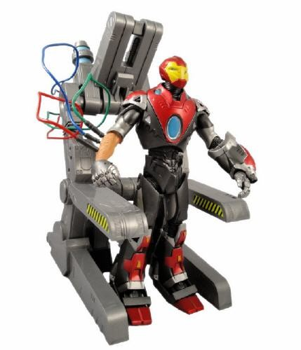 Marvel Select Actionfigur Ultimate Iron Man