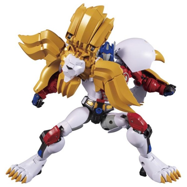 B-Artikel: Transformers Masterpiece MP-48 Lio Convoy (Beast Wars II)