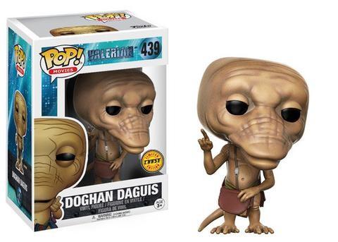 Valerian Funko Pop! Vinylfigur Doghan Daguis (Brown Bag) 439 (Chase)