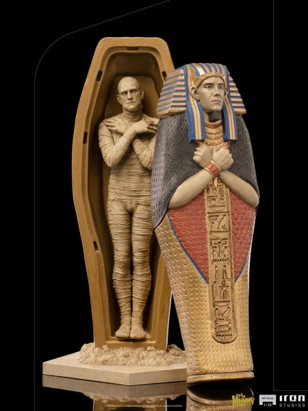 Universal Monsters Art Scale Statue 1/10 The Mummy