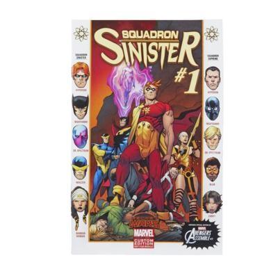 Marvel Legends Actionfiguren Comic Pack Supreme Powers