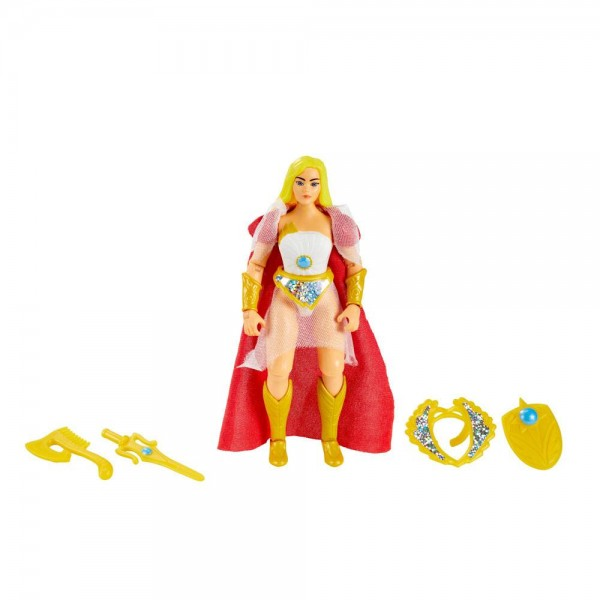 Masters of the Universe Origins 2021 Actionfigur She-Ra
