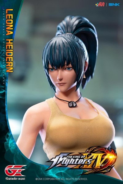 Genesis King of Fighters XIV 1/6 Actionfigur Leona Heidern