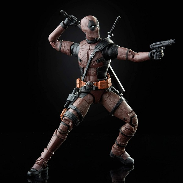 Deadpool 2 Marvel Legends Actionfigur Deadpool (Dusty Version) Exclusive