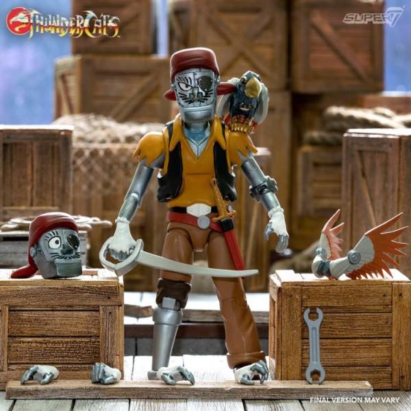 Thundercats Ultimate Actionfigur Captain Cracker